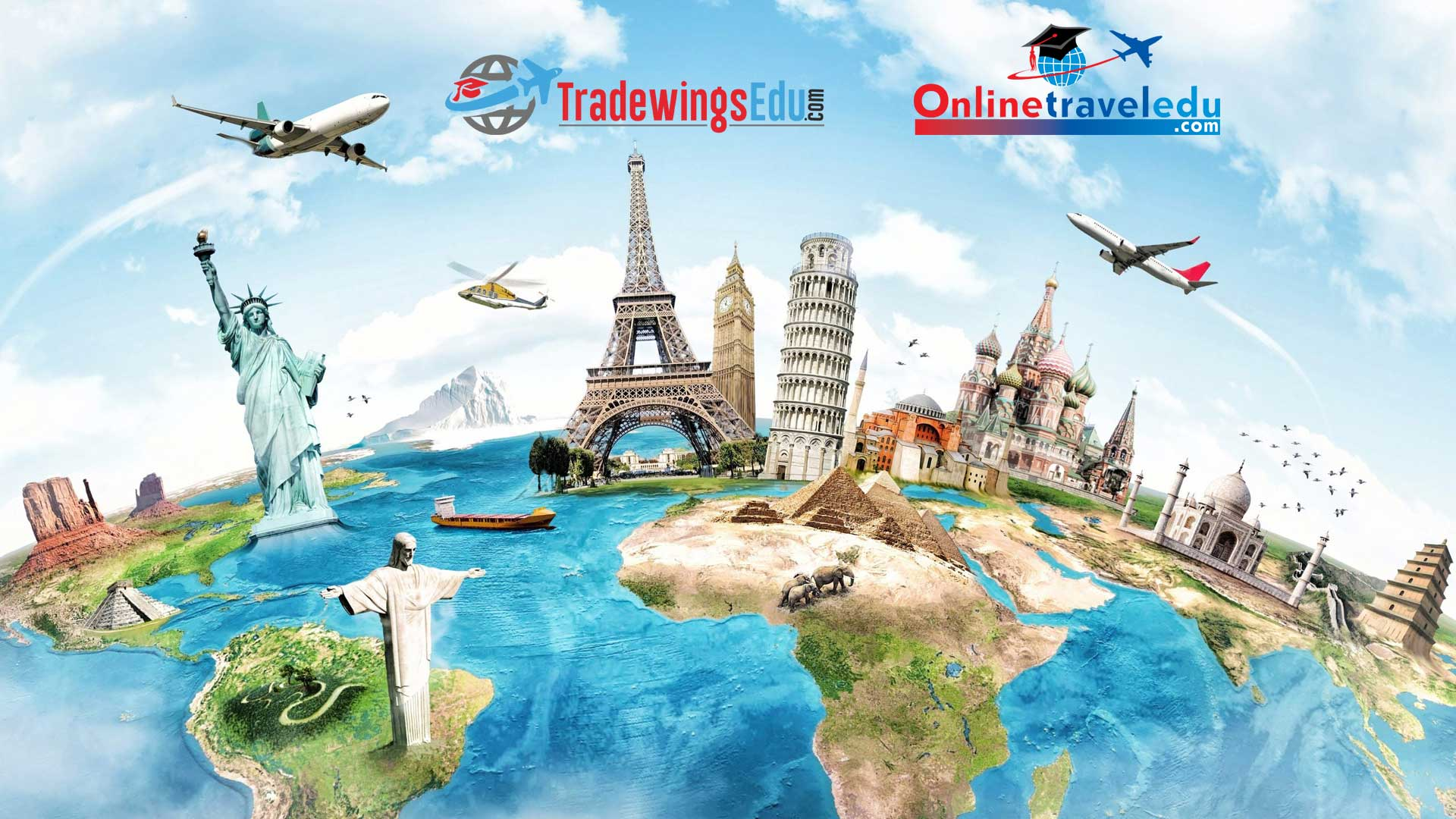Travel tourism aviation hospitality logistics tim iata tradewings institute of management e learning portals sciox Image collections